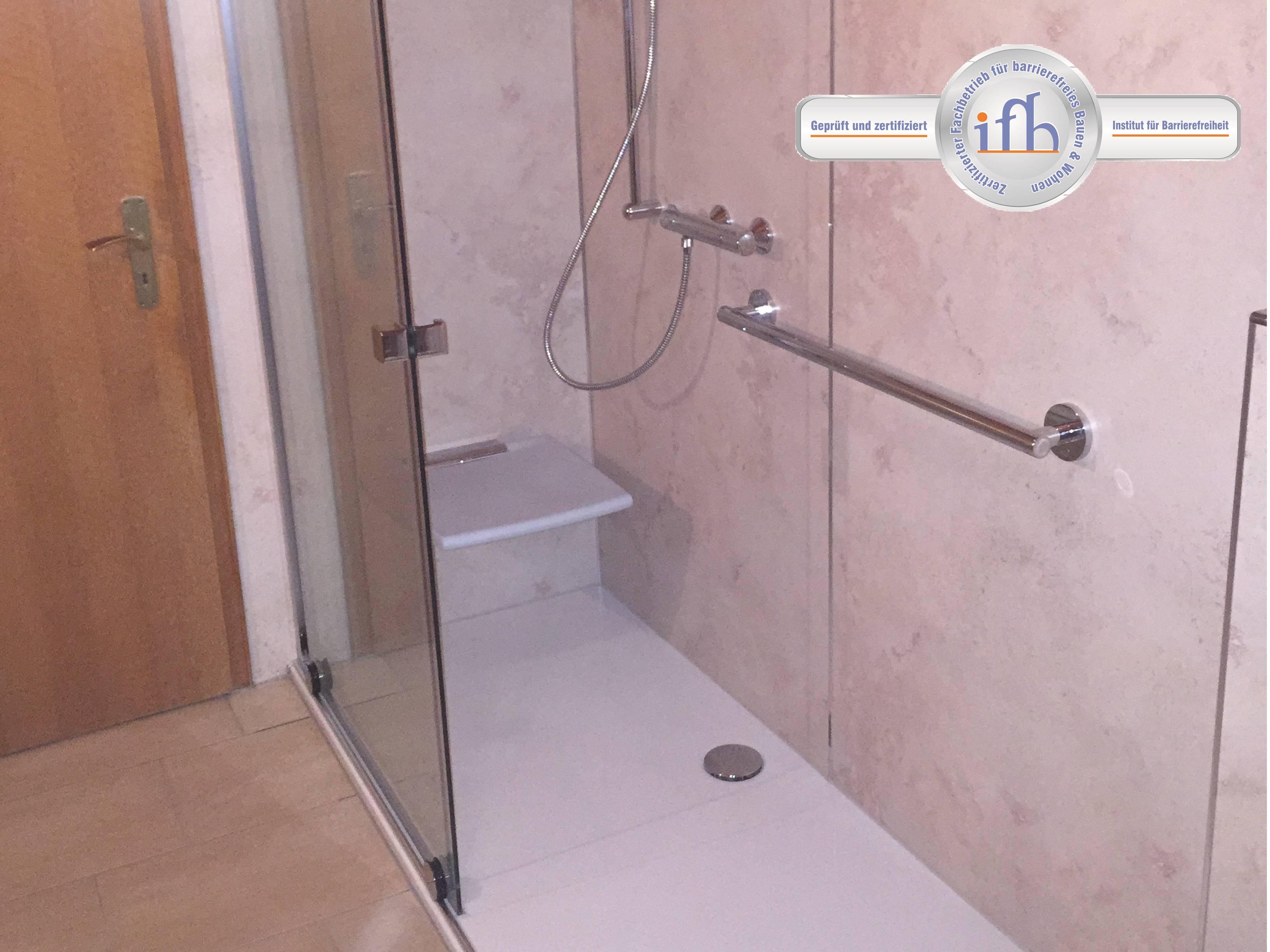 Barrierefreie Badezimmer - was bedeutet das?